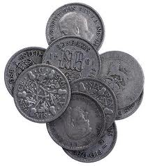 Sell Silver Coins in Leeds