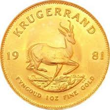 Sell A Krugerrand Coin For Cash In Uk